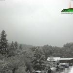 Erster Schnee im Harz