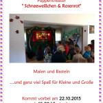 Kinderfest am 22.10.2015 in Schierke