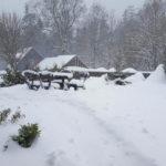 Der Winter hält Einzug im Harz