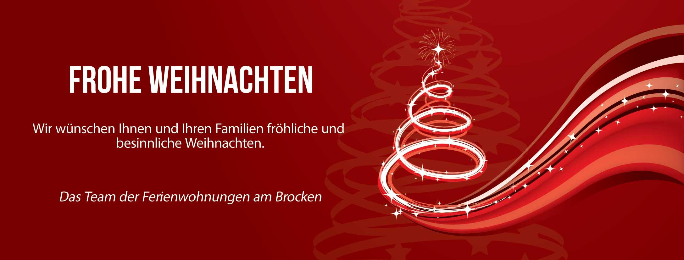 Wir Wünschen Euch Frohe Und Besinnliche Weihnachten.Frohe Weihnachten Ferienwohnung Am Brocken